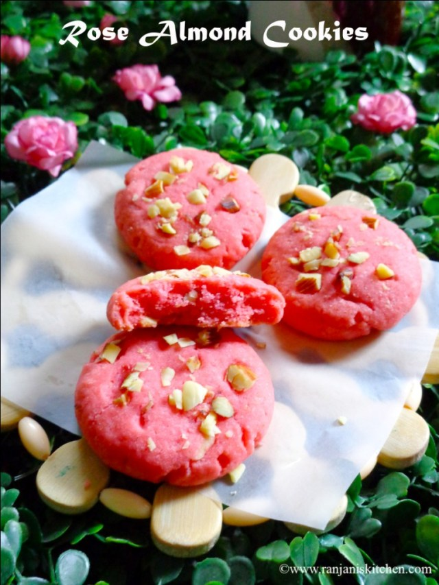 rose-almond-cookies-recipe