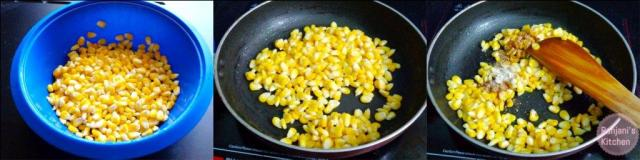recipes of sweet corn
