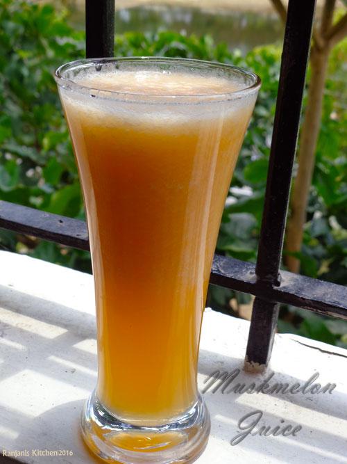muskmelon-juice