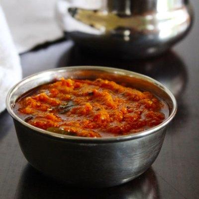 thakkali-thokku-recipe