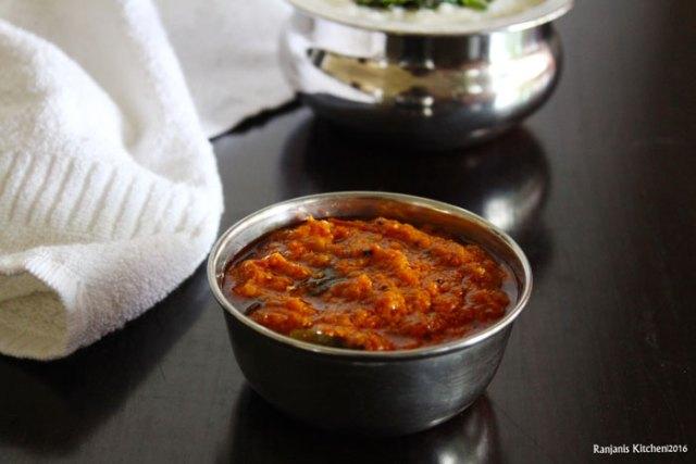 tomato-thokku