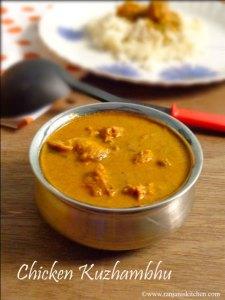chicken-kuzhambhu