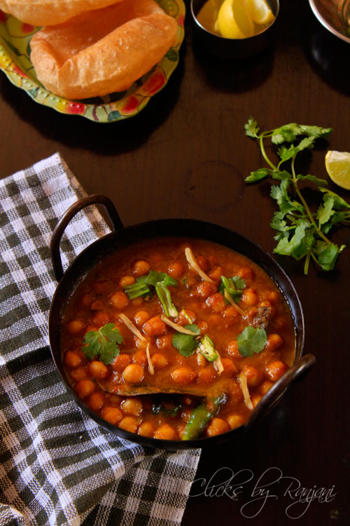 Chana Masala Recipe | Chana Masala