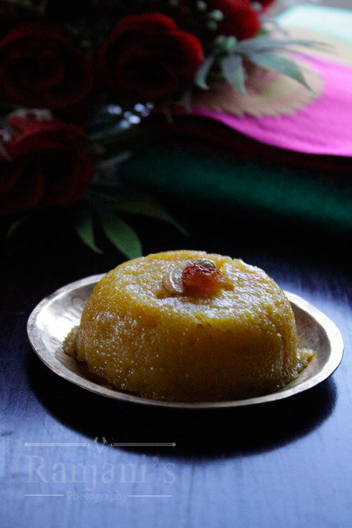 Mango kesari recipe | Mango sheera recipe