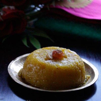 mango-rava-kesari