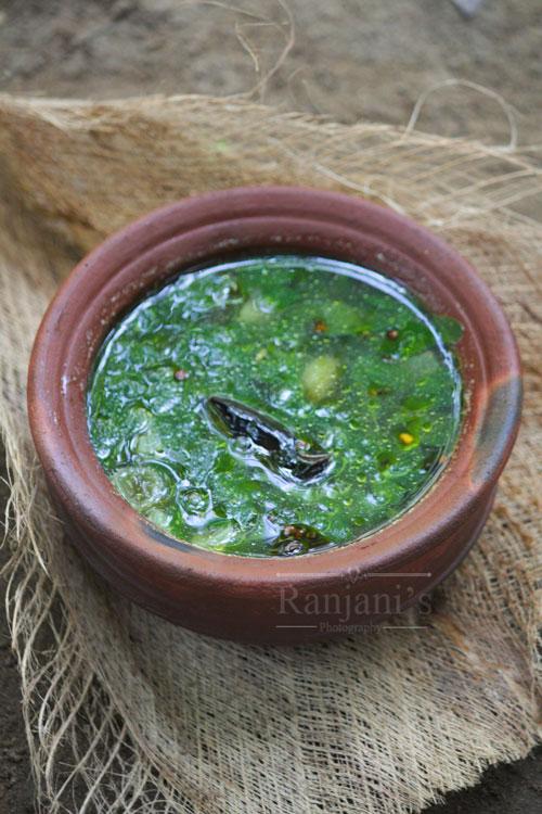 Murungai-keerai-rasam-recipe