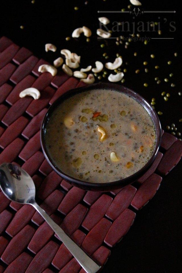 Pachai-payaru-payasam-recipe