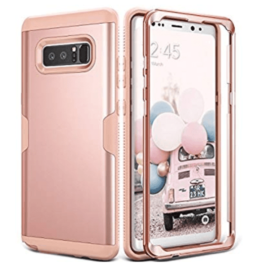 Youmaker Rose gold for note8