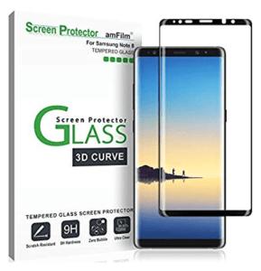 amfilm best selling screen protector note 8
