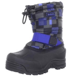 frosty snow boots for kids