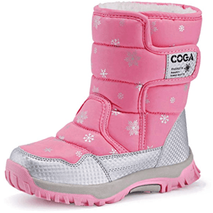 Jackshibo winter boots for kids
