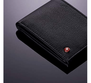Alpine swiss mens wallet