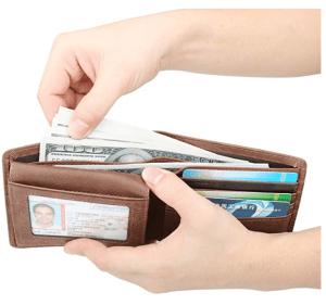 HIMI wallet for men