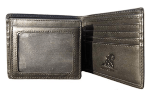 Mt. eston bifold trifold wallet for men