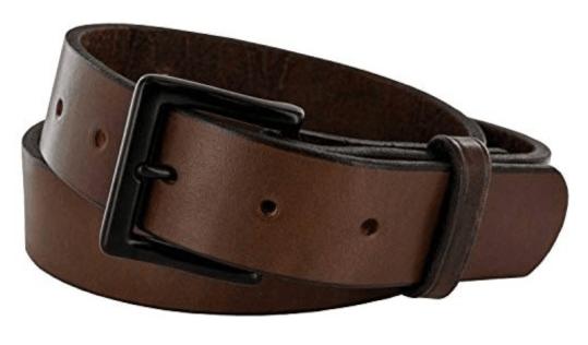Hanks belt for men