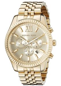 lexington michael kors watch