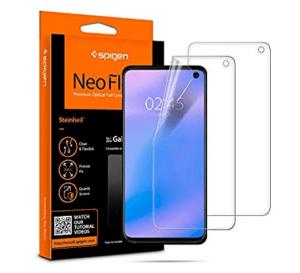 spigen screen protector for s10