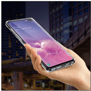Trianium clarium clear case for galaxy s10plus