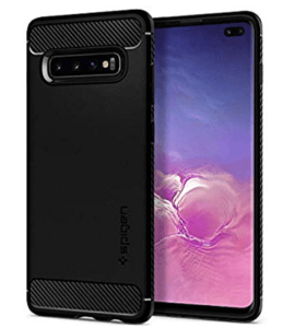 Rugged case by spigen for s10 plus