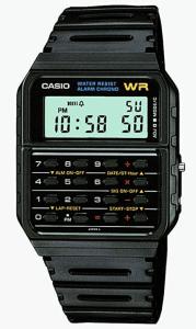 best selling calculator casio watch