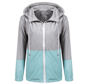 soteer women rain jacket
