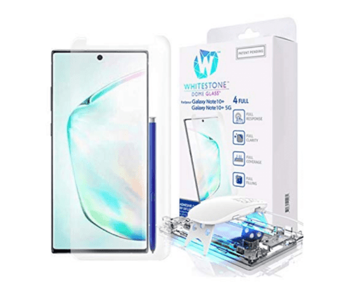 dome glass for note 10
