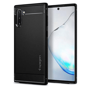 spigen case note 10