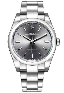Dark Rhodium rolex
