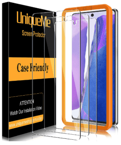note 20 screen protector