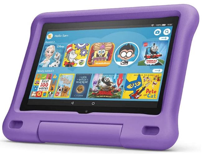 fire HD 8 kids edition case