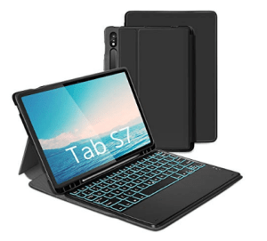 Tab S7 Keyboard cases