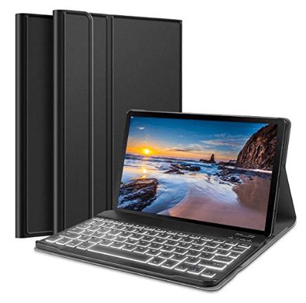 Samsung Tab S6 lite keyboard cases