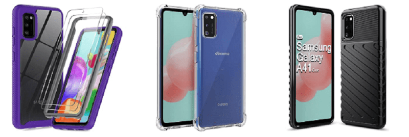 Best Galaxy A41 Cases