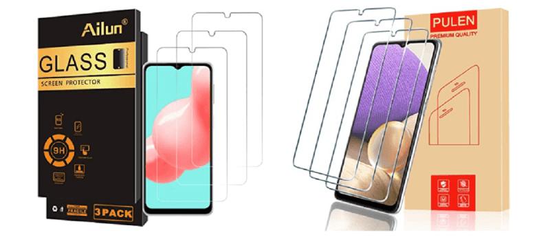 Best Galaxy A32 Screen protectors