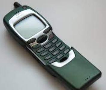 """Nokia 7110""""Matrix"""" mobile phone unlocked fully refurbished, SIMfree,  unlocked, no logos - Mint: Amazon.co.uk: Electronics"""