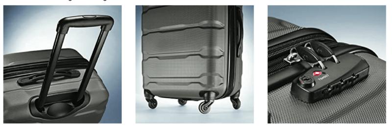 Amazon Samsonite Luggage bags