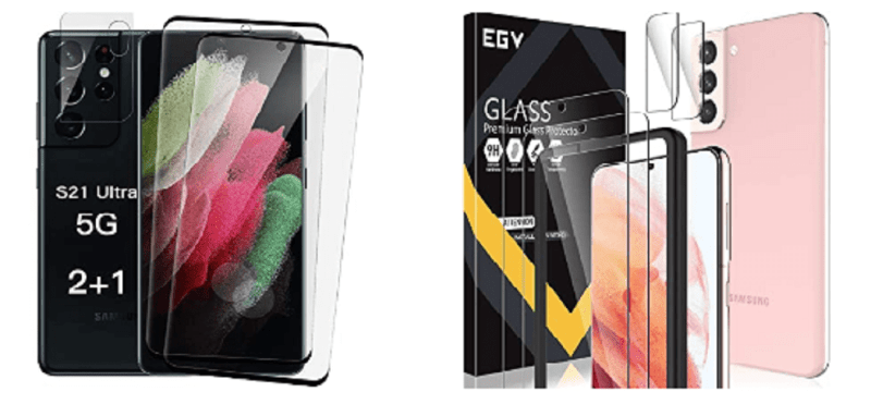 Galaxy S21 ultra best screen protector