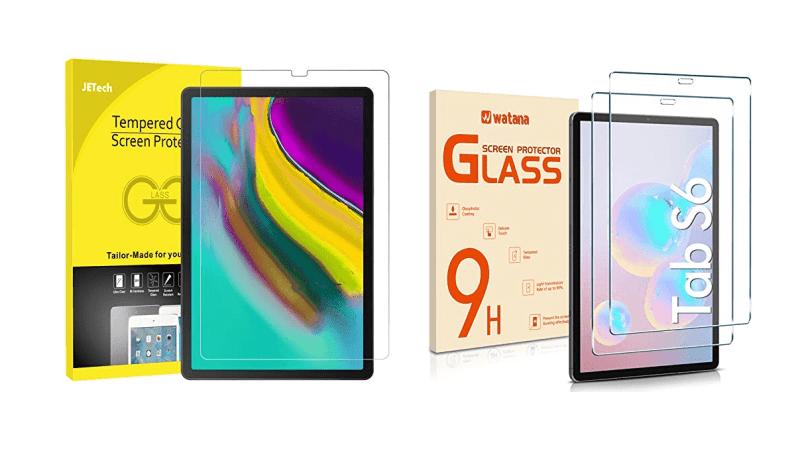 Galaxy Tab S6 Screen Protectors in the (UK)