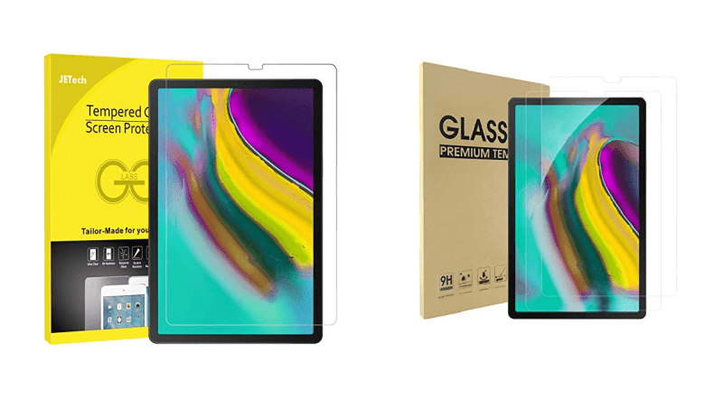 Tab S5e: Best Screen Protectors in the UK