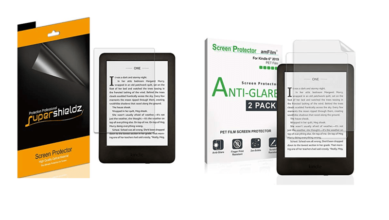 Best Kindle Paperwhite Screen Protectors