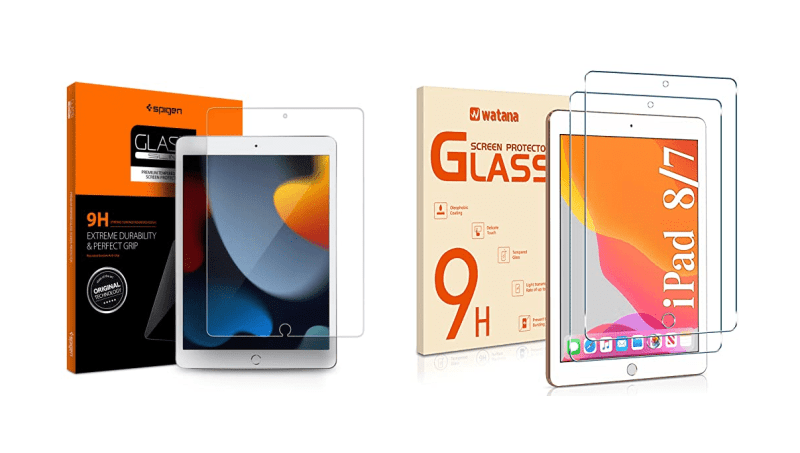 iPad 9th, 8th, & 7th Gen: Best Screen Protectors in the UK