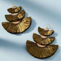 Loft Crystal Filigree Chandelier Earrings | Rank & Style