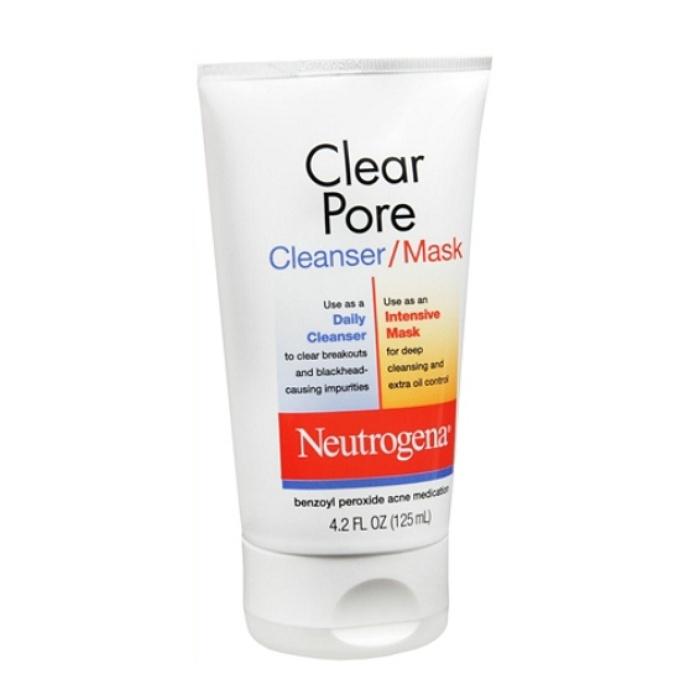 Neutrogena Cleanser Mask