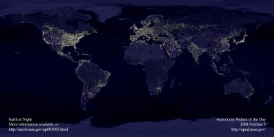 Earth Lights 2008