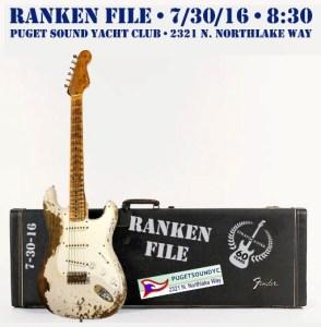 Seattle Rock Band Ranken File Linda Paul Party 073016