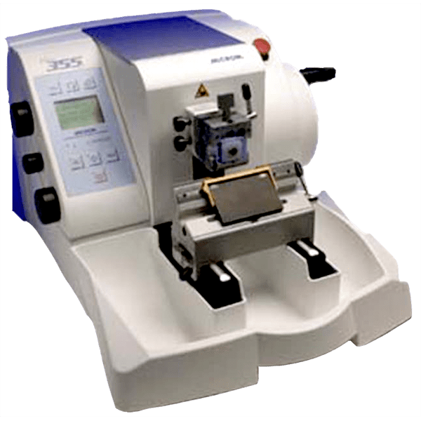 Thermo Microm HM355 S2 Microtome - Rankin Biomedical - Histology & Cytology Equipment