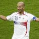 zinedine zidane entre os melhores franceses