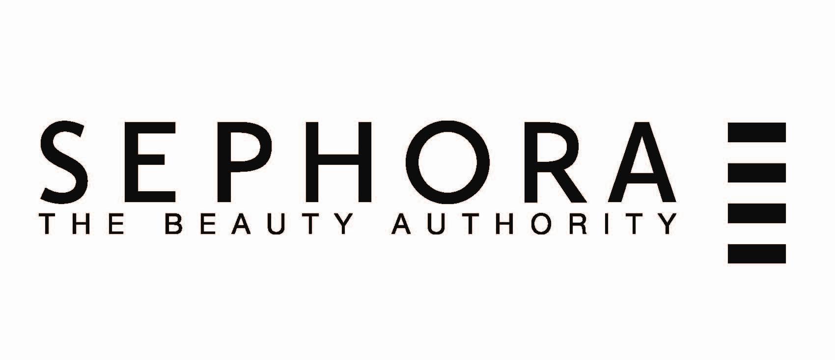 Sephora The Beauty Authority Logo