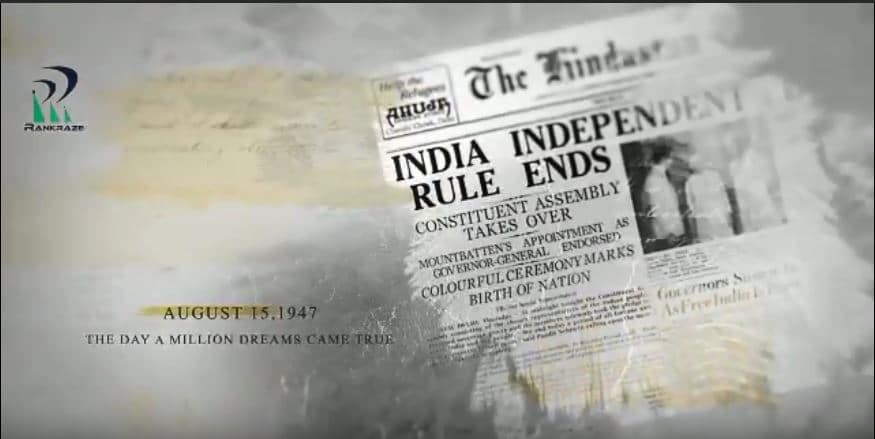 Indian Independence !!