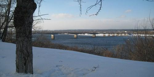 Kama bridge